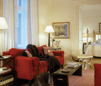 Shostakovich Presidental Suite Lounge