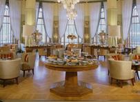 гостиная ротонда, гостиница астория